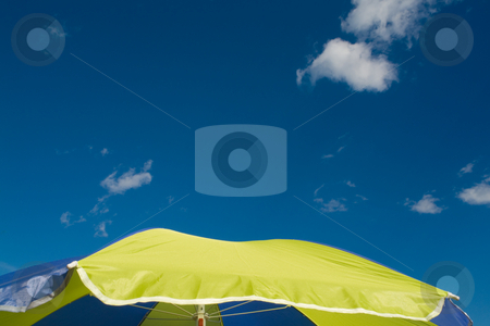 Summer Umbrella 1 stock photo,  by Stanislovas Kairys