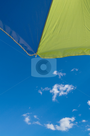 Summer Umbrella 2 stock photo,  by Stanislovas Kairys