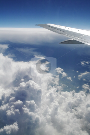 Over the Clouds 2 stock photo,  by Stanislovas Kairys