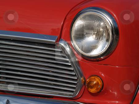Old car stock photo, Old car by Portokalis