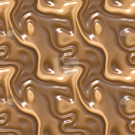 Chocolate stock photo, A large background of nice milk and dark chocolate by Phil Morley