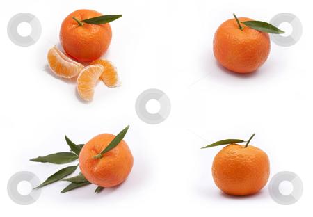 Tangerines stock photo, Tangerine fruit by Portokalis