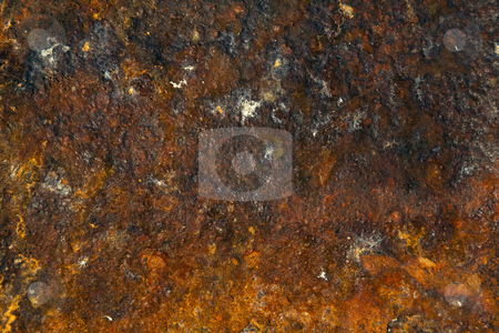 Rusty grunge background stock photo, Rusty grunge background by Portokalis