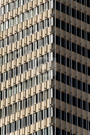 Office Building, Barcelona, Catalonia, Spain, Europe stock photo, Office building, Barcelona, Catalonia, Spain, Europe. Vertically framed shot. by Erwin Johann Wodicka