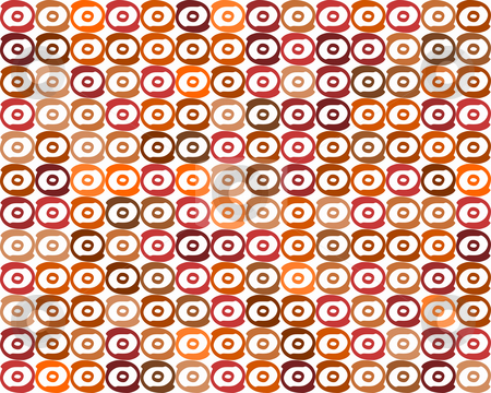 Seamless retro pattern stock photo, Seamless retro pattern by Robert Biedermann
