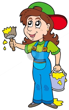House Cleaning: Cartoon Free House Cleaning Images