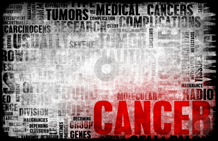 Cancer stock photo, Cancer Medical Illness Disease as Concept Art by Kheng Ho Toh