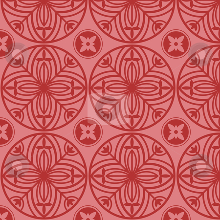 Basque Seamless Vector stock vector clipart, Basque Seamless Background Symbol. Vector Image. by AUGUSTO CABRAL