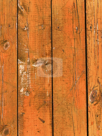 Old wooden background stock photo, Photo of the painted in brown old wooden background by Sergej Razvodovskij