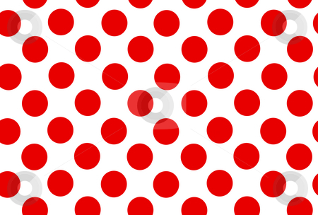 Circles stock photo, Illustration of the red circles at the white by Sergej Razvodovskij