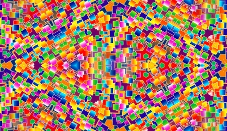Colour tile background stock photo