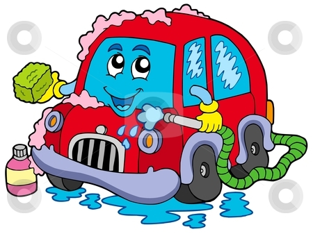 Photo Free on Cartoon Car Wash Stock Vector Clipart  Cartoon Car Wash   Vector