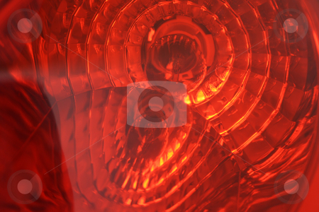 Red Light Effect stock photo,  by Rudolf Iskandar