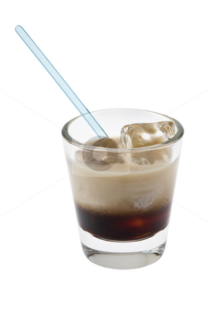 коктейль Белый русский.
