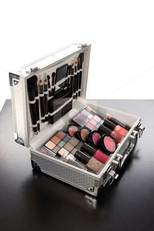 Professional make-up tools stock photo, Professional make-up tools by Jorge Casais