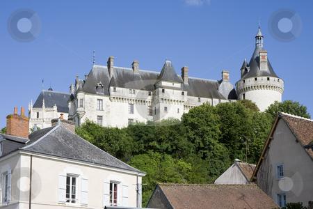 Chaumont-sur-Loire castle stock photo, Chateau de Chaumont sur Loire, Loir-et-Cher, France by Rafael Laguillo