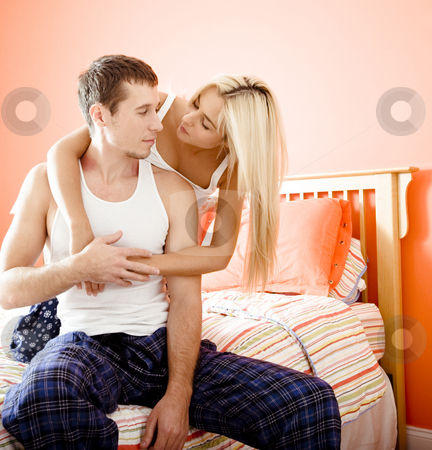 woman and man hugging in bedroom stock photo bedroom please your man quotes quote addicts