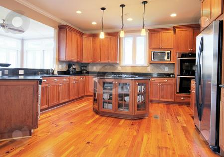 Upscale Kitchen Interior