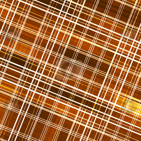 Orange color abstract diagonal grid pattern background. stock photo, Orange color abstract diagonal grid pattern background. by Stephen Rees
