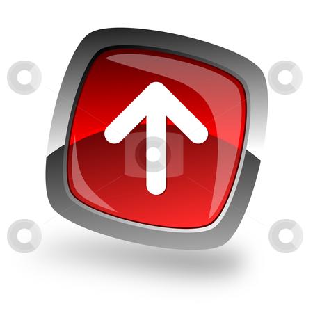 Arrow internet icon stock photo, Arrow internet icon by Tomasz Kaczmarek