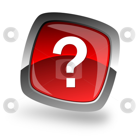 Question internet icon stock photo, Question internet icon by Tomasz Kaczmarek