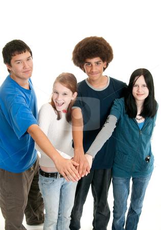 Teen Teamwork 3