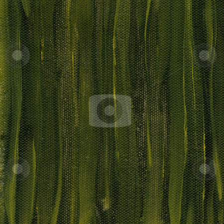 Grunge dark green canvas background stock photo, Dark green grunge watercolor abstract on artist canvas with a coarse texture, self made by photographer by Marek Uliasz