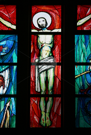 Risen Christ stock photo, Risen Christ by Zvonimir Atletic