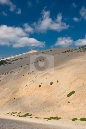 Am Mont Ventoux, Provence - At the Mont Ventoux, Provence stock photo, Der Mont Ventoux ist ein einsam aufragender, 1.912 m hoher Berg in der franz?sischen Provence - Mont Ventoux is a mountain in the Provence region of southern France by Wolfgang Heidasch