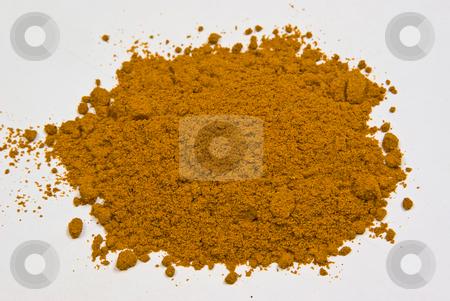 Currypulver - Curry powder, Masala stock photo, Indische Gew?rzmischung - Indian spice by Wolfgang Heidasch