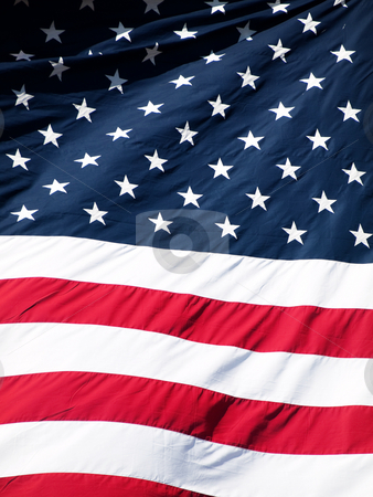 waving american flag background. animated american flag waving.