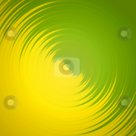 Abstract graphic stock photo, An illustration of a nice abstract green yellow background by Markus Gann