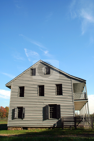 Revolutionary war Historic house