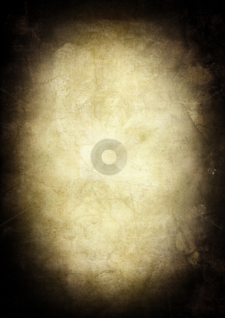 Grunge background stock photo, Abstract background made with old textured paper by ikostudio