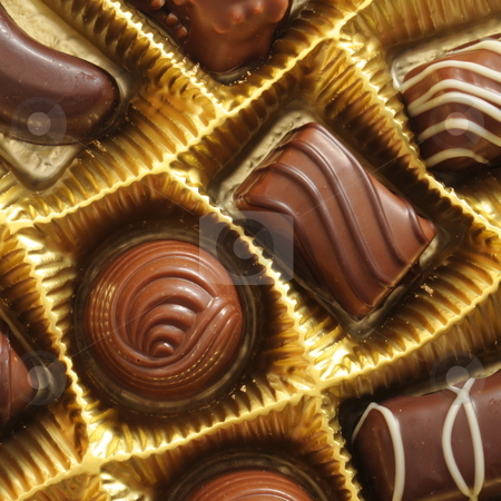 Exclusive chocolate stock photo, Exclusive chocolate in showing love or food concept by Gunnar Pippel