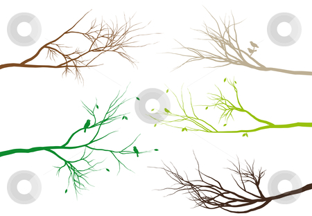 clip art tree branches. clip art tree branch.