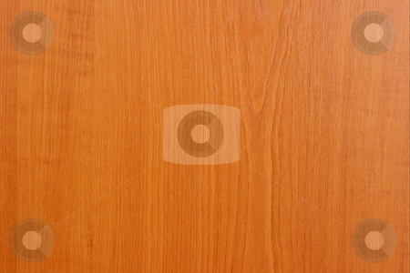 Wood stock photo, Closeup of the bright wood texture of a cabinet by P?