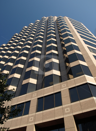 Tall office stock photo, Tall office building in a southern city by Tim Markley