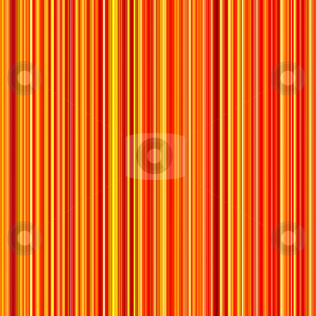 Seamless bright orange and yellow colors vertical lines pattern background. stock photo, Seamless bright orange and yellow colors vertical lines pattern background. by Stephen Rees