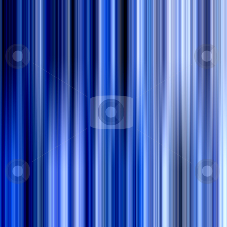 Graduated, blue colors abstract stripes background. stock photo, Graduated, blue colors abstract stripes background. by Stephen Rees