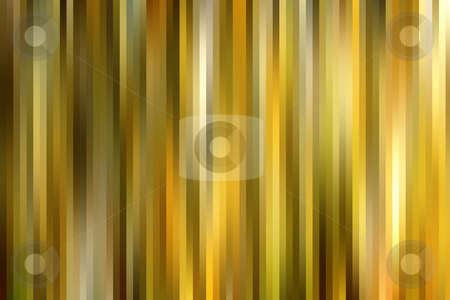 Golden colors graduated vertical lines pattern background. stock photo, Golden colors graduated vertical lines pattern background. by Stephen Rees