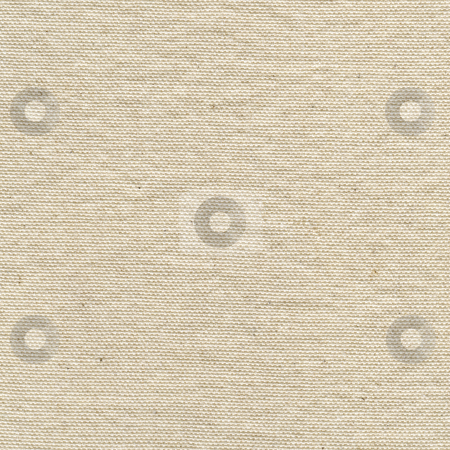 White cotton canvas texture stock photo, Texture of white wrinkled and crumpled cotton canvas by Marek Uliasz