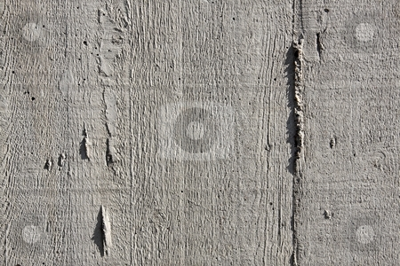 Concrete stock photo, Rough concrete wall texture closeup by P?