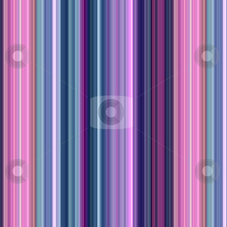 Seamless pink and blue vertical lines pattern background. stock photo, Seamless pink and blue vertical lines pattern background. by Stephen Rees
