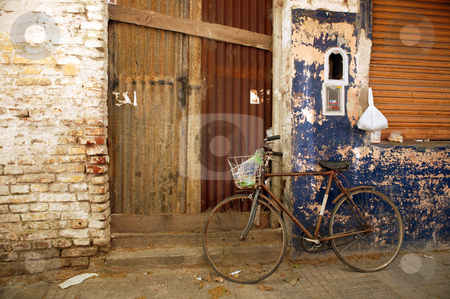 Urban Dwelling stock photo, Urban Dwelling was shot in a neighborhood in Buenos Aires, Argentina by Tawann Simmons