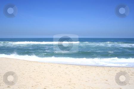 Beach in Rio de Janeiro stock photo, A beach in Recreio, Rio de Janeiro. by Michael Osterrieder