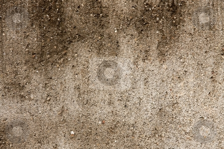 Concrete stock photo, Rough concrete texture background closeup by P?