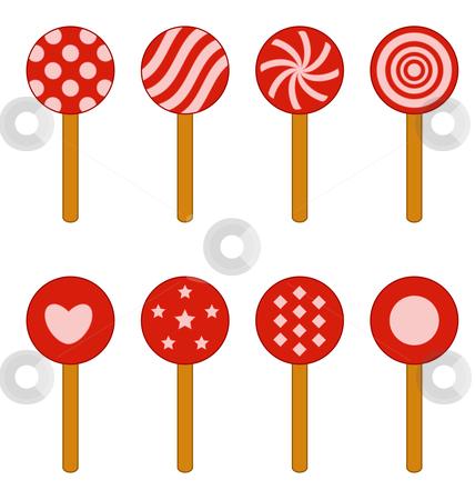 Lollipop Template Printable