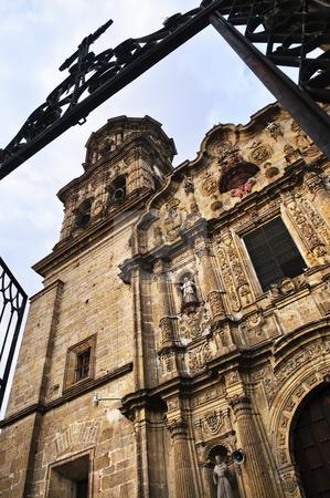 Temple of Ascension in Guadalajara, Jalisco, Mexico stock photo, Temple of Ascension in historic center in Guadalajara, Jalisco, Mexico by Elena Elisseeva