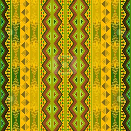 Ethnic stock photo, Ethnic background, geometric pattern illustration